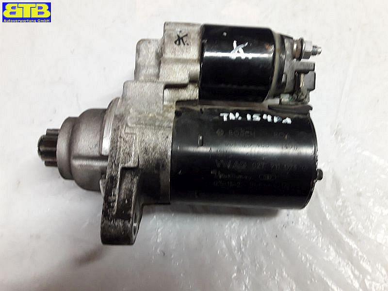 Anlasser / Starter 0001120400 / 02T911023GSKODA FABIA COMBI (6Y5) 1.4 16V COMFORT