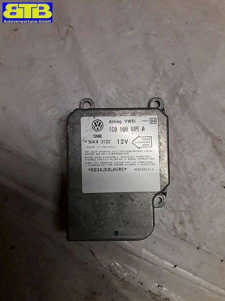 Steuergerät Airbag 1C0909605AVW GOLF IV (1J1) 1.6 FSI