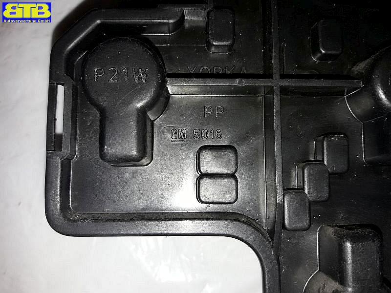 Rückleuchte / Heckleuchte / Rücklicht links mit Lanpenträger / GM5016 / 90444141 / 1222025OPEL CORSA B (73_, 78_, 79_) 1.0I 12V