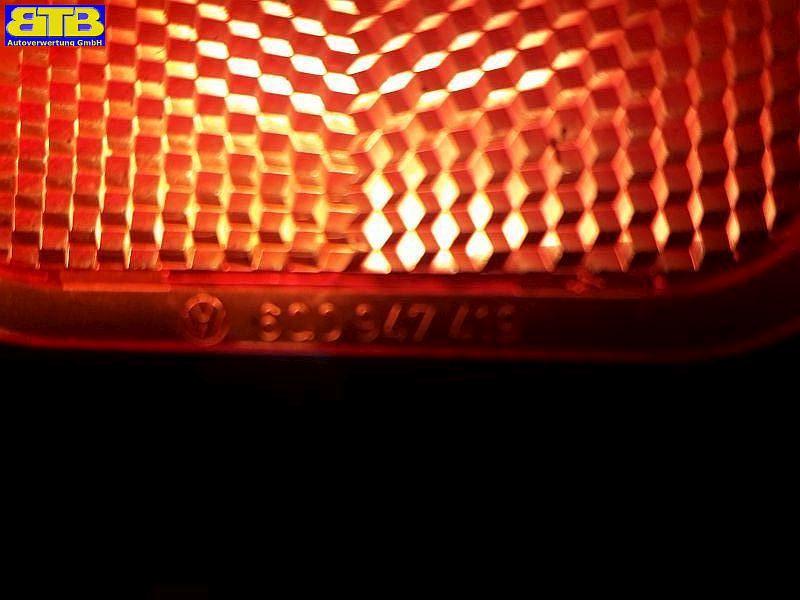 Abdeckung Reflektor Rückstrahler Tür / 6Q0947419VW CADDY III KOMBI (2KB, 2KJ, 2CB, 2CJ) 1.6