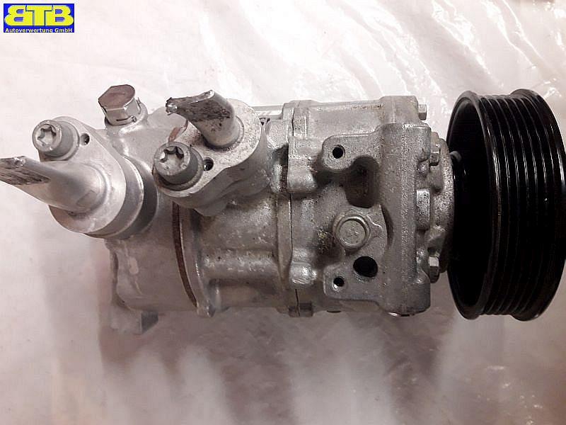 Klimakompressor 5Q0820803 / 6SES14C / mit Riemenscheibe für 6 RippenVW GOLF SPORTSVAN (AM1) 1.6 TDI