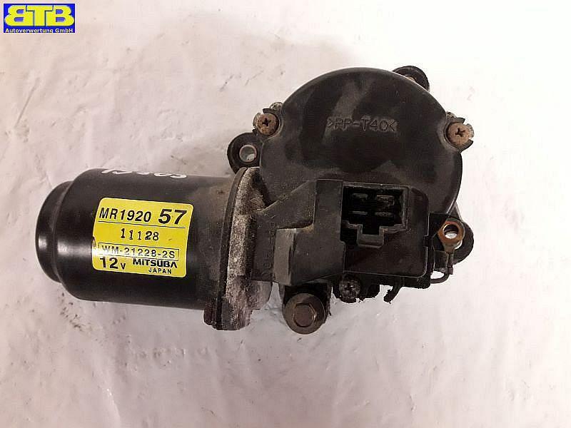 Wischermotor vorne MR192057 / WM212282SMITSUBISHI COLT V (CJ_, CP_) 1300