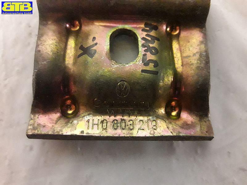 Batteriehalterung / Batteriebefestigung 1H0803219  Halter mit SchraubeSEAT AROSA (6H) 1.0