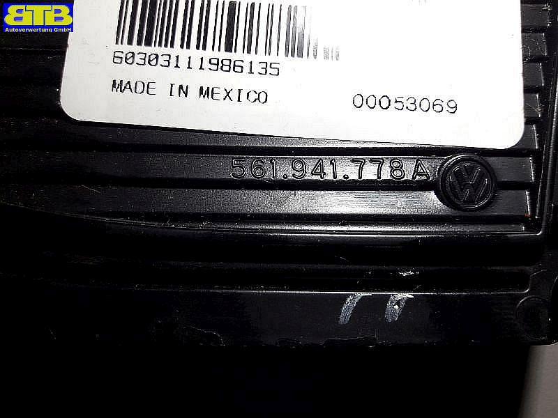 Blende Nebelscheinwerfer rechts VW PASSAT (3G2) 1.4 TSI 4MOTION