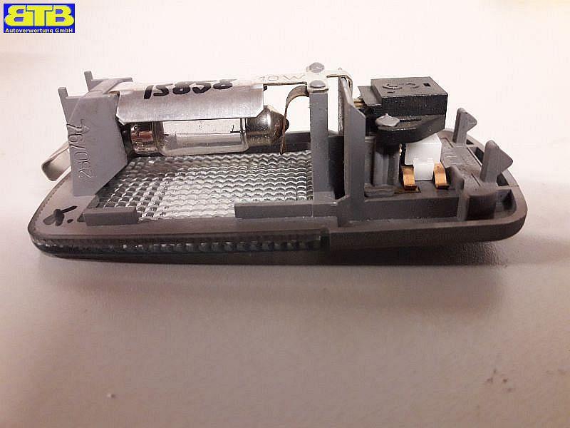 Innenleuchte vorne 8L0947105EU / mit Leuchtmittel / OrginalverpacktAUDI A3 (8L1) 1.6
