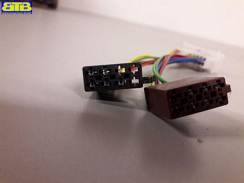 Autoradio-Adapterkabel KIA RIO II (JB) 1.5 CRDI
