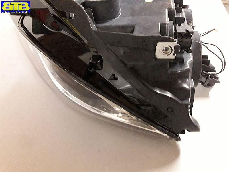 Hauptscheinwerfer höhenverstellbar rechts ohne Staubschutz und LeuchtmittelVW GOLF SPORTSVAN (AM1) 1.6 TDI