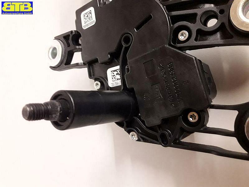 Wischermotor hinten VW GOLF SPORTSVAN (AM1) 1.6 TDI