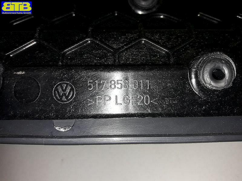 Verkleidung Armaturenbrett VW GOLF SPORTSVAN (AM1) 1.6 TDI