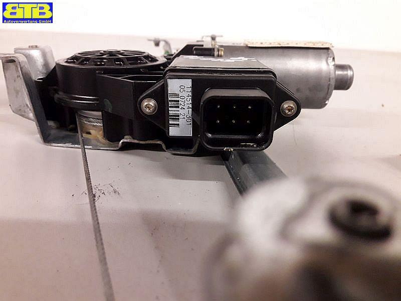 Fensterheber rechts hinten mit Motor 0130821650OPEL VECTRA B (36_) 1.8I 16V