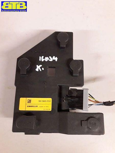 Lampenträger Heckleuchte links mit LeuchtmittelOPEL VECTRA B (36_) 1.8I 16V