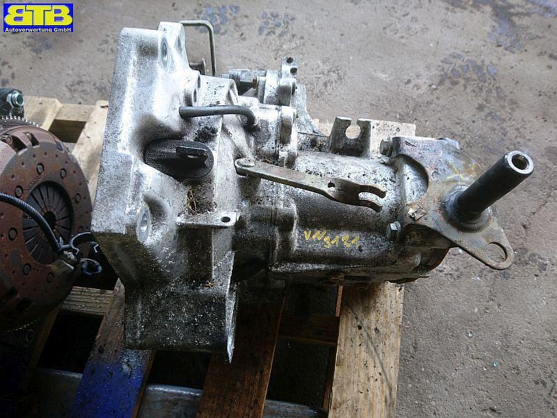 Getriebe (Schaltung) 5 Gang FFV 5-Gang-Schaltgetriebe 60/18VW LUPO (6X1, 6E1) 1.7 SDI