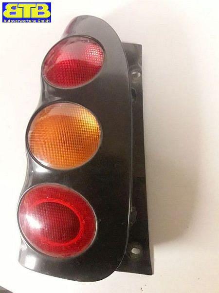 Rückleuchte / Heckleuchte / Rücklicht links mit Lampenträger 253031LSMART CITY-COUPE (MC01) 0.6 (S1CLA1)