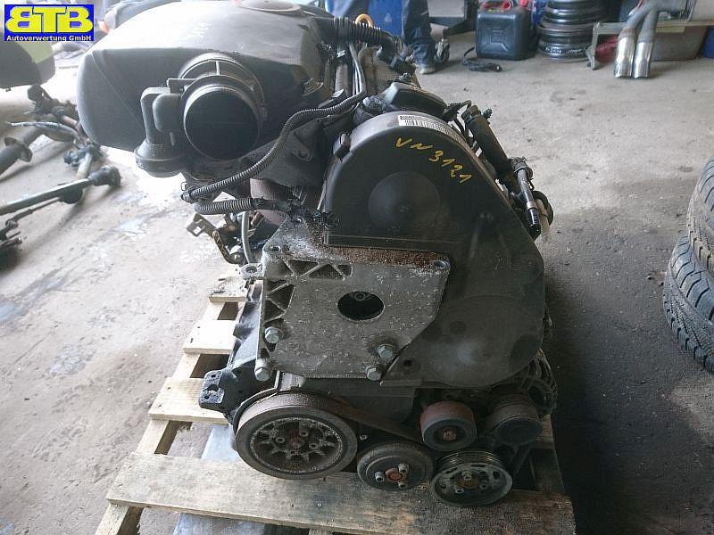 Motor ohne Anbauteile (Diesel) AKU 251.078kmVW LUPO (6X1, 6E1) 1.7 SDI