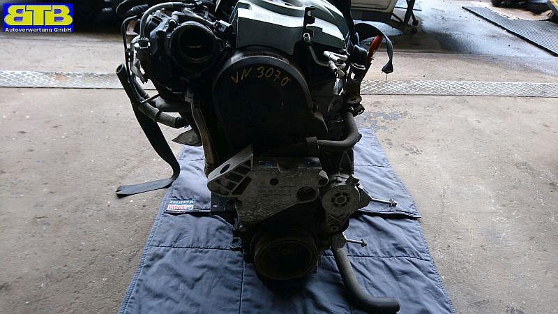 Motor ohne Anbauteile (Diesel) BLS937929 mit 286.478kmVW GOLF V VARIANT (1K5) 1.9 TDI