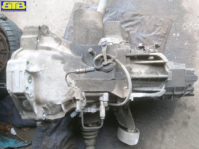 Schaltgetrieb / Getriebe-Schaltung 5 Gang CPD Laufleistung=124.042kmAUDI A4 (8D2, B5) 1,8