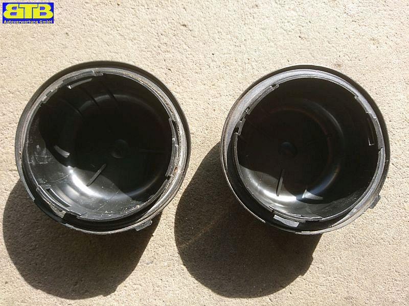 Kappe Hauptscheinwerfer 1-SET Schutzkappen links und rechts mit DichtungVW GOLF III (1H1) 1.6