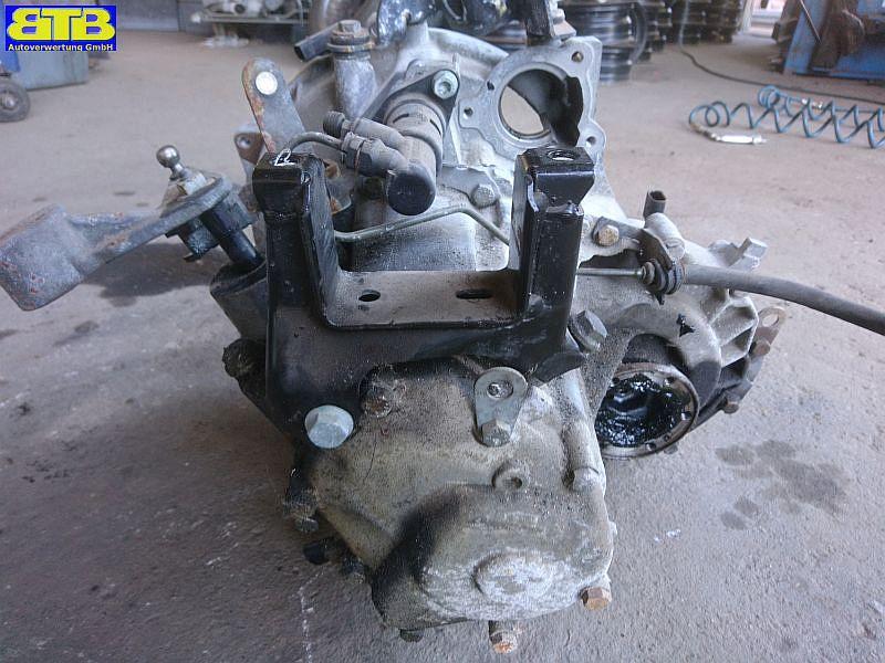 Schaltgetrieb / Getriebe-Schaltung 5 Gang GCG Laufleistung: 154.412kmSKODA FABIA (6Y2) 1.4