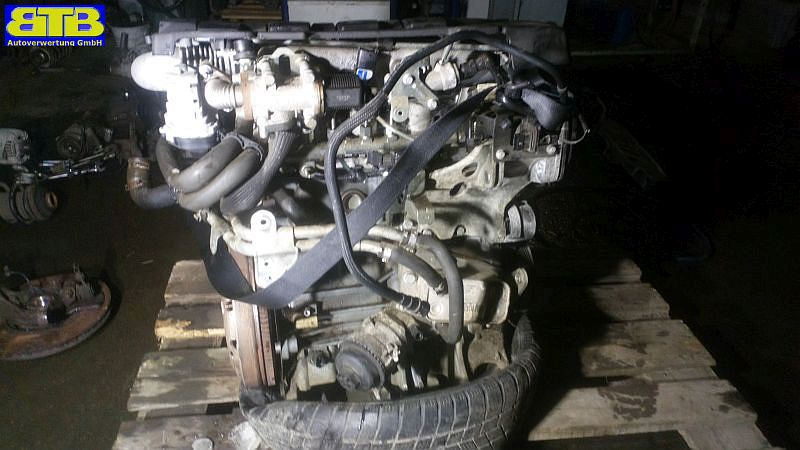 DieselMotor ohne Anbauteile wie abgebildet Z19DTL Dieselmotor Laufleistung:216.087kmOPEL ASTRA H CARAVAN (L35) 1.9 CDTI