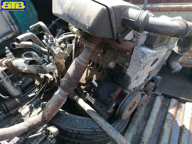 DieselMotor mit Anbauteilen wie abgebildet AEF mit DCH SchaltGetriebe und div. AnbauteilenVW POLO (6N1) 64 1.9 D