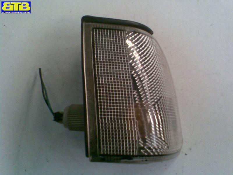 Blinker links vorn 16302717 weiß mit LampenträgerFIAT TIPO (160) 1.9 TD (160.AW)