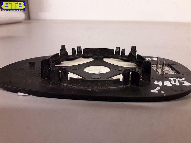 Spiegelglas RENAULT LAGUNA (B56_, 556_) 1.6 16V (B568, B561)
