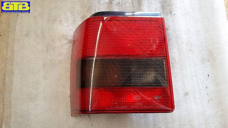 Rückleuchte / Heckleuchte / Rücklicht links Rot rauchgrau mit Lampenträger 961812SEAT IBIZA I (021A) 1.2 I