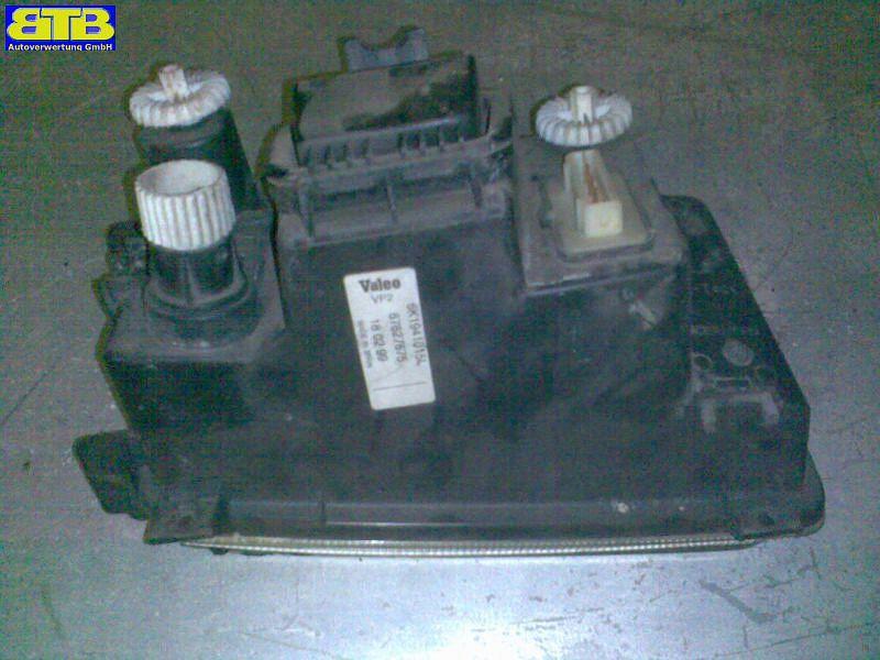 Hauptscheinwerfer links 6K1941015L / 67627675 / IBIZA II (6K1) 1.4ISEAT IBIZA II (6K1) 1.4I