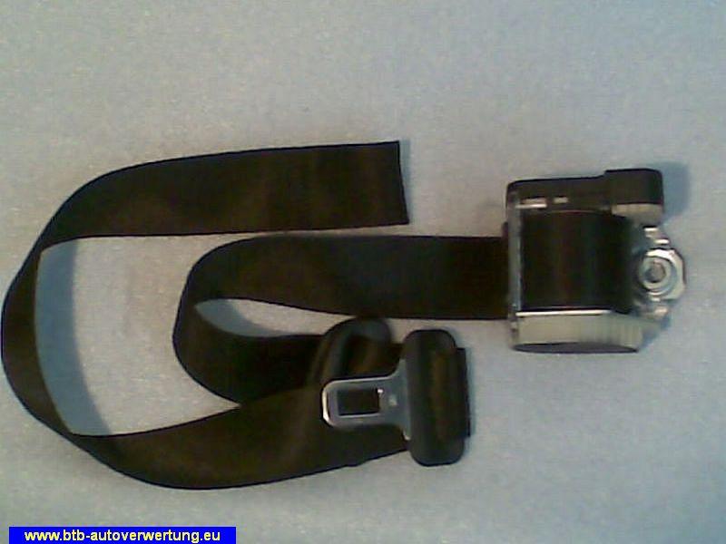 Sicherheitsgurt rechts vorn 33009758 / 3 Türer / ASTRA G CC (F48_, F08_) 1.6OPEL ASTRA G CC (F48_, F08_) 1.6