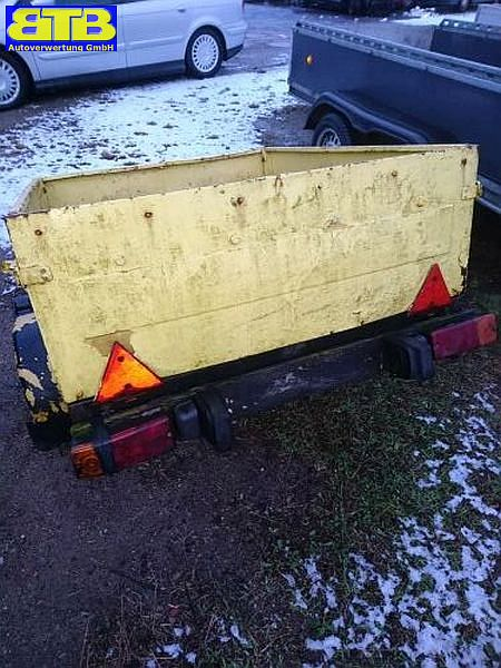 WARNOWWERFT ANHÄNGER HP300.01