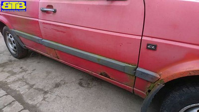 VW GOLF II (19E, 1G1) 1.6