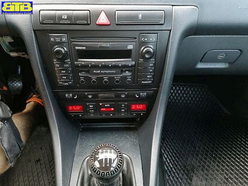 AUDI A6 AVANT (4B, C5) 2.5 TDI
