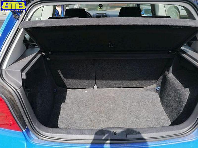 VW POLO (9N_) 1.2 CRICKET