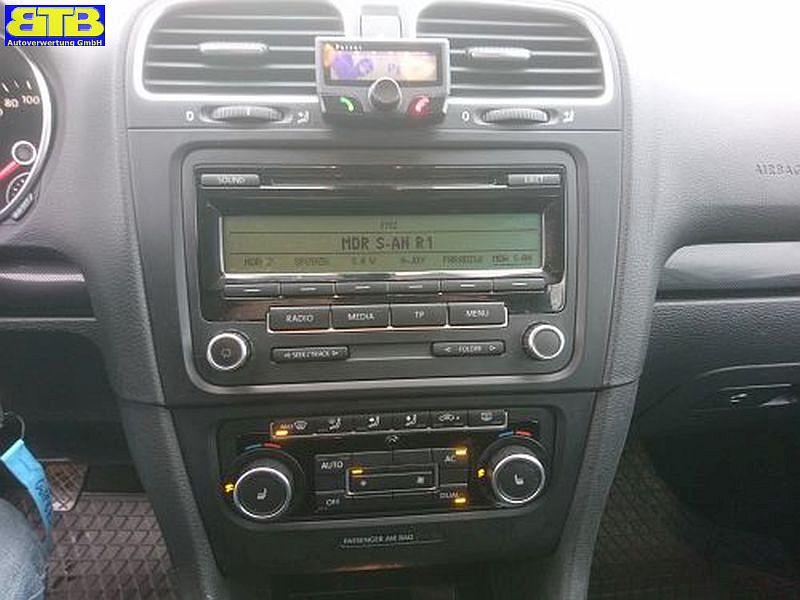VW GOLF VI VARIANT (AJ5) 1.6 TDI
