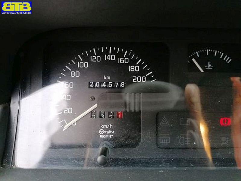 RENAULT CLIO I (B/C57_, 5/357_) 1.2