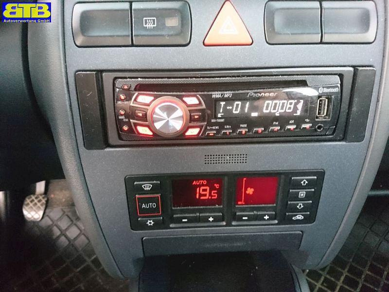 AUDI A3 (8L1) 1.9 TDI