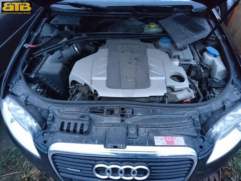 AUDI A4 AVANT (8ED, B7) 3.0 TDI QUATTRO