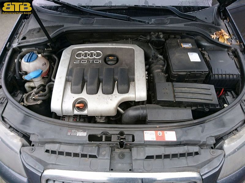 AUDI A3 (8P1) 2.0 TDI 16V SPORTBACK