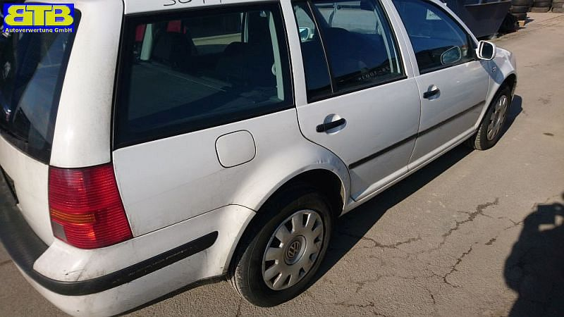 VW GOLF IV (1J5) VARIANT 1.9 TDI