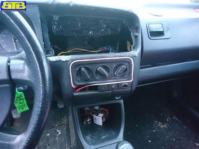 VW GOLF III (1H1) 1.6