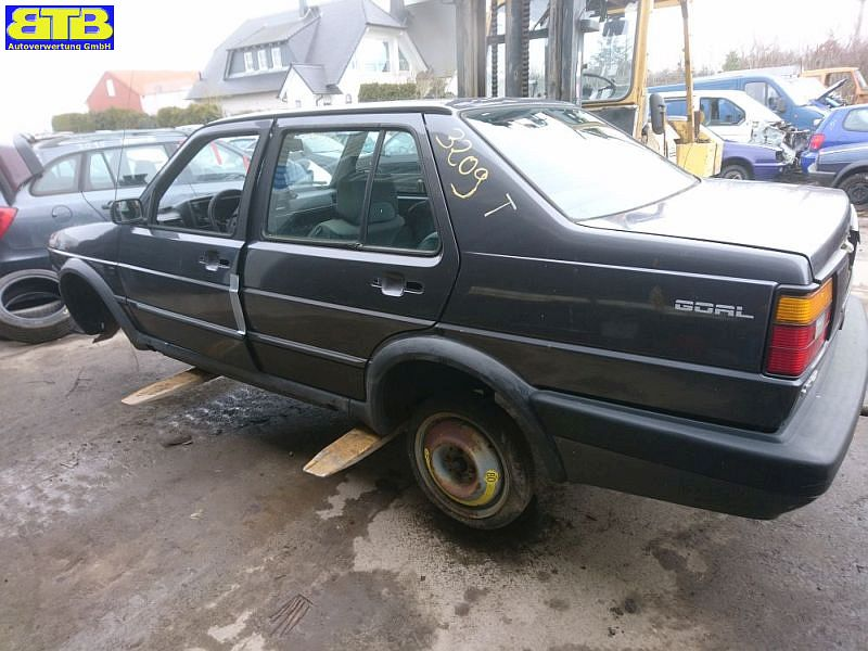 VW JETTA II (19E, 1G2, 165) 1.8 KAT