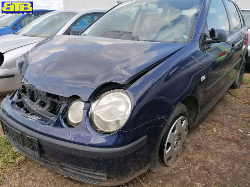 VW POLO IV (9N10D4) 1.2 12V