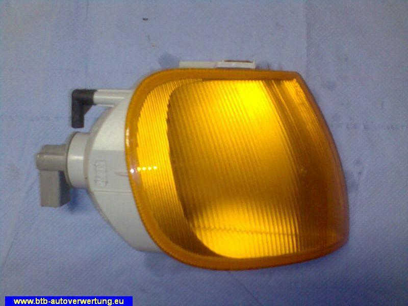 Blinker rechts vorn 6N0953050B gelb mit Lampenträger (E1 101)VW POLO (6N1) 50 1.0