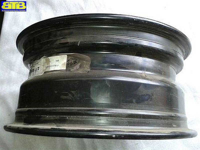 Stahlfelge 6.5JX15 CH ET50 LK4X100X60