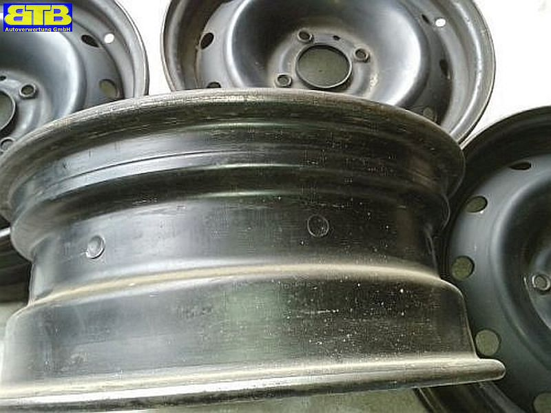 Stahlfelge 5.5JX14 FH ET18 LK4X108X651Satz(je4Stück)