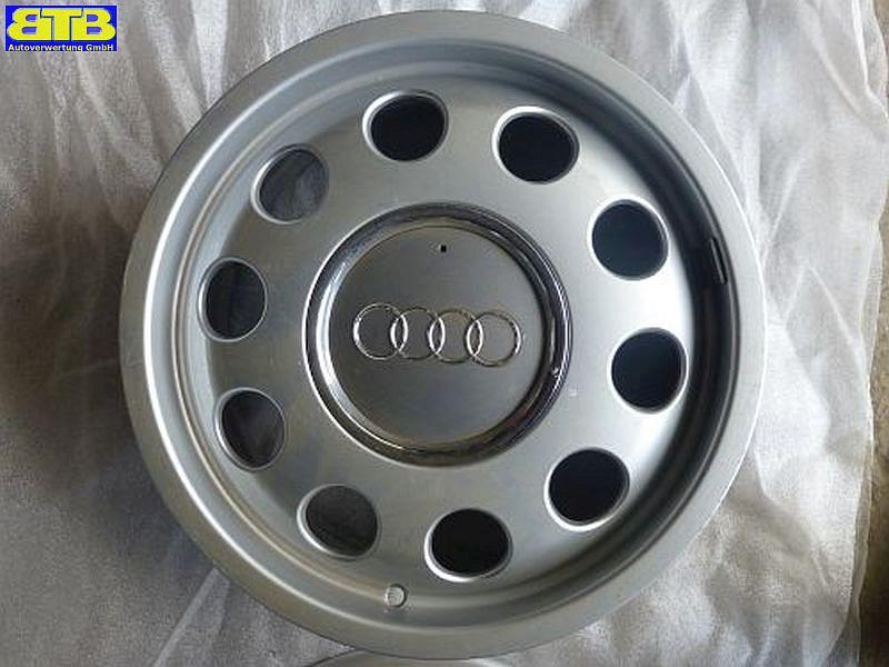 Aluminiumfelge 6JX15 H2 ET38 LK5X100
