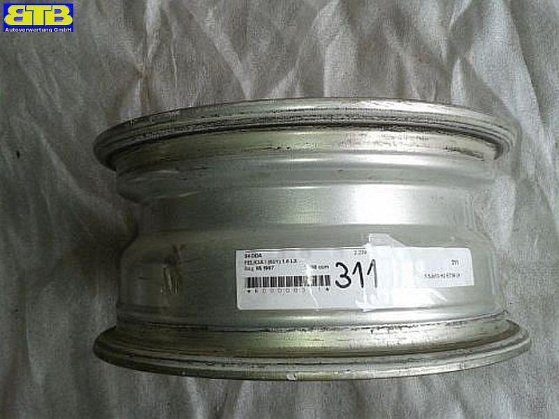 Felge: 5.5JX13 H2 ET36 LK4X100X57
