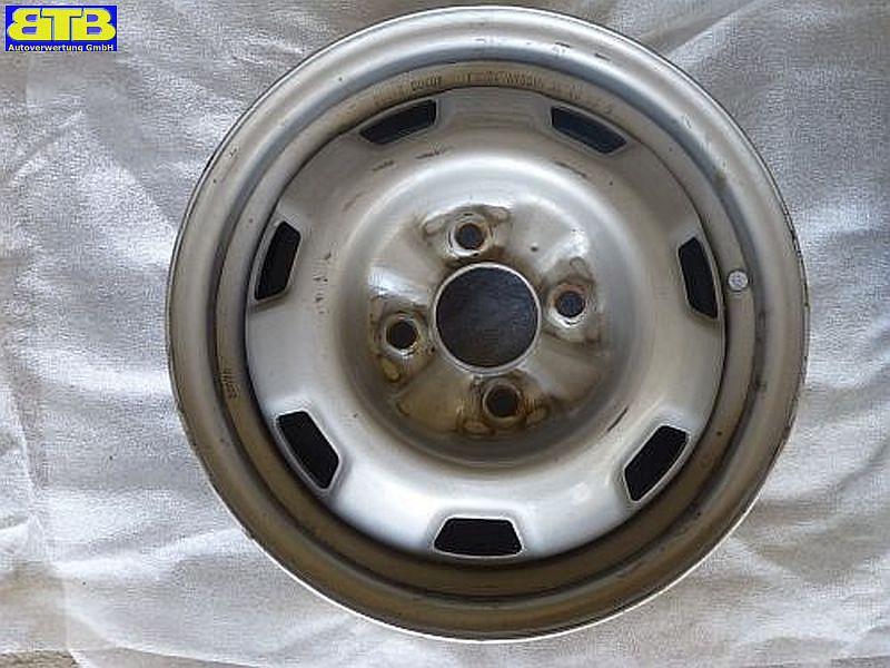 Stahlfelge 5JX13 H2 ET45 LK4X100X59