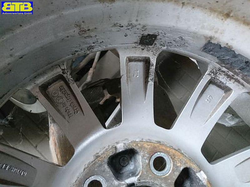 Aluminiumfelge 6JX16 H2 ET49 LK5X110X65,11Satz(je4Stück)