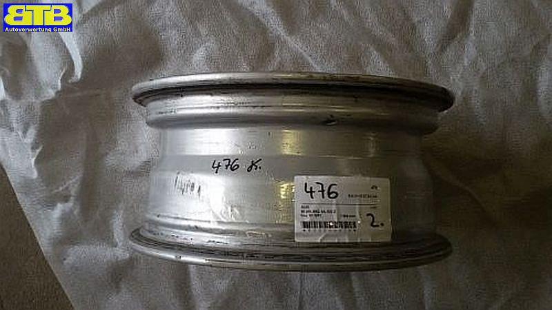 Felge: 6JX14 H2 ET38 LK4X108X57,1